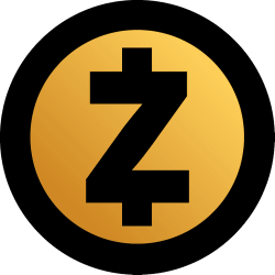 Logo Zcash (ZEC)